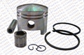 Gas Scooter parts /Piston kit for Gas