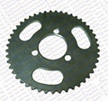 Gas Scooter performance parts/Rear Sprocket for Gas Scooter