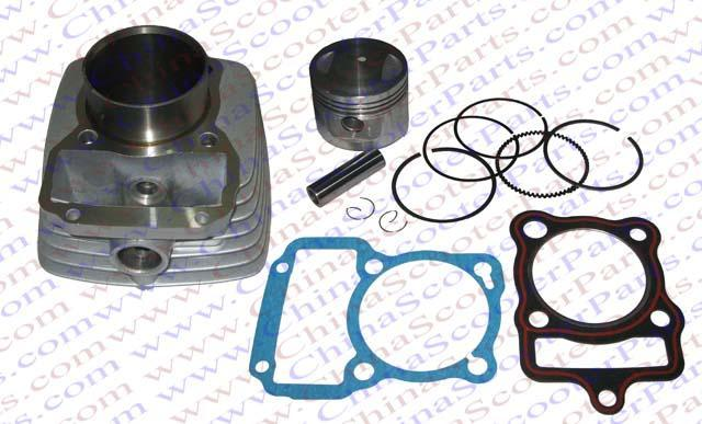 Performance parts /Performance cylinder kit for ATV / Dirt bike 200CC~250CC  1