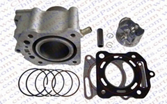 Performance ATV part Quad parts big bore kit change 250CC to 300CC