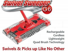 Vacuum Cleaner Cordless Rechargeable Sweeper G6