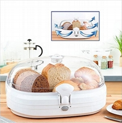 As seen on TV Vacubox  Vacuum fresh Airtight Box make your food freshness