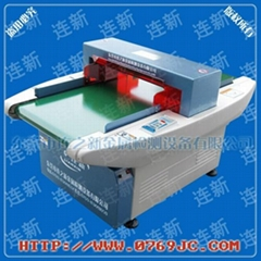 JZQ-8630K型纺织品针钉金属探测器