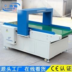 DN-8500-2大包裝箱高均勻型輸送式檢針機