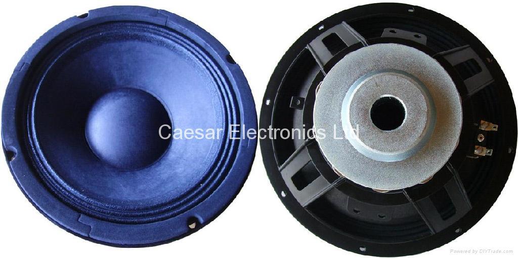 """10"""" bwoofer    Neodymium Speaker(10-250nd) 1"""