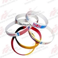 World Cup Silicone Bracelet