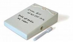 Ceramic Message Notepad
