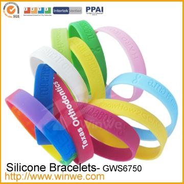 Silicone Bracelets 1