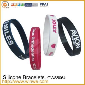 Silicone Bracelets 2