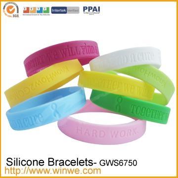 Silicone Bracelets 5