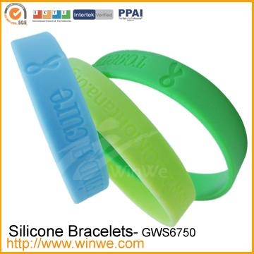 Silicone Wristbands 2
