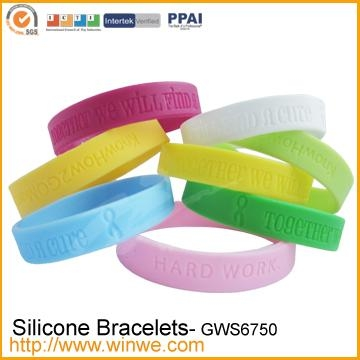 Silicone Wristbands 3