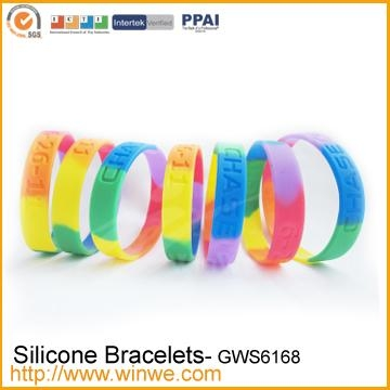 Silicone Wristbands 4
