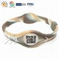 Camouflage Silicone Bracelets 4