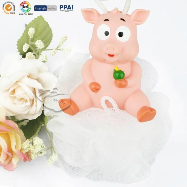 Piggy Bathroom Set 3
