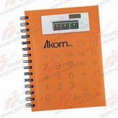 Notebook Calculator