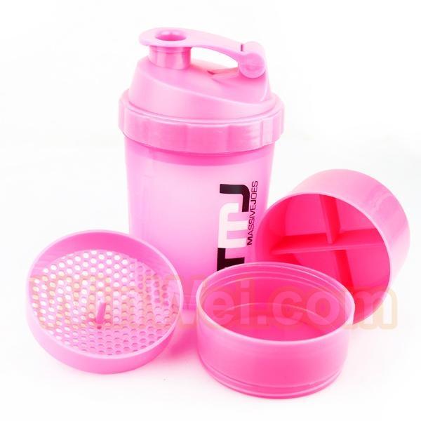 蛋白粉运动搅拌瓶 2