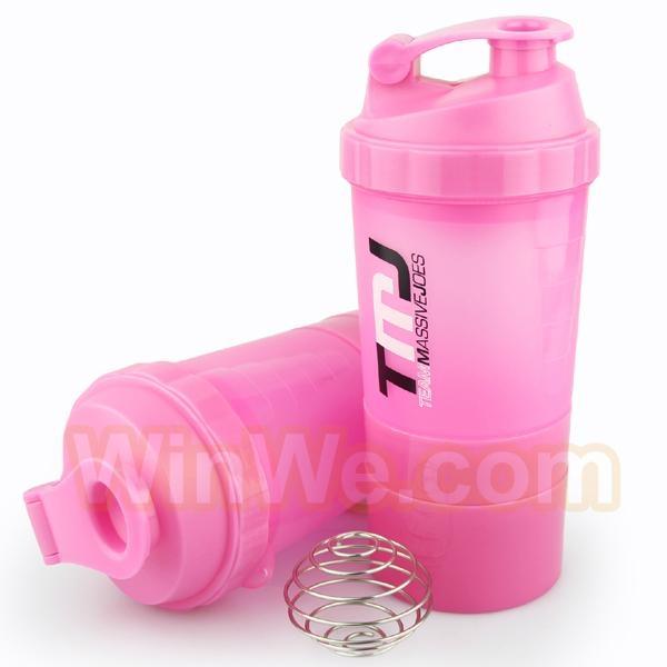 蛋白粉运动搅拌瓶 3