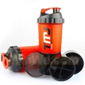 Protein Shaker Blender Mixer Cup Sports