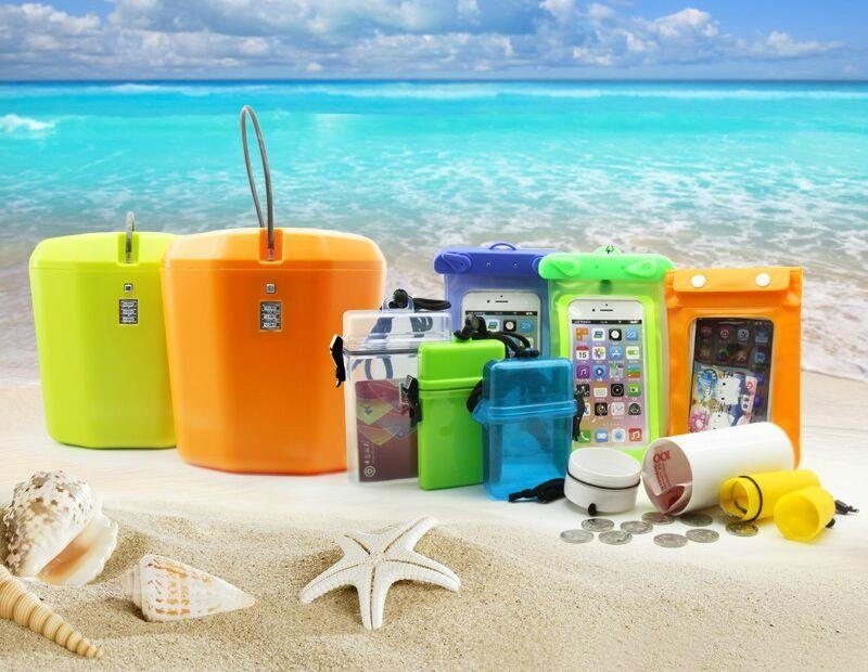Beach Safe Container for Summer Holiday