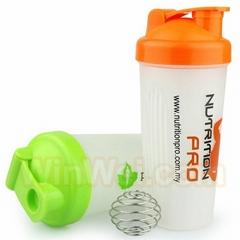Plastic Sharer bottle with filter