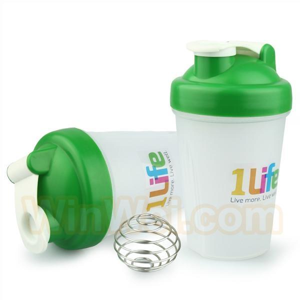 定制蛋白质健身摇瓶 2