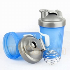Custom Protein Blender Shaker Bottle