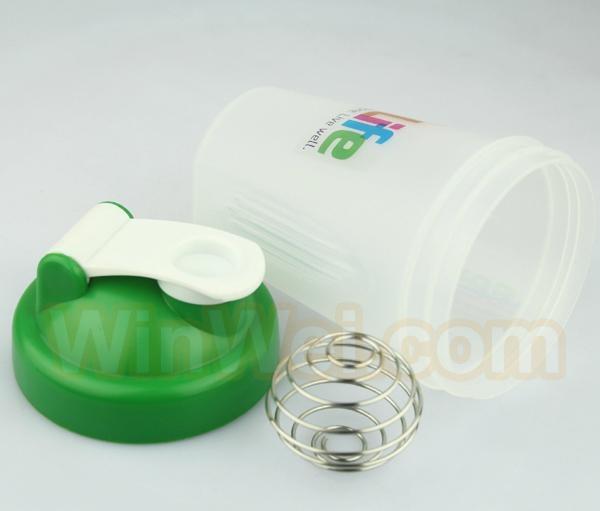 定制蛋白质健身摇瓶 4