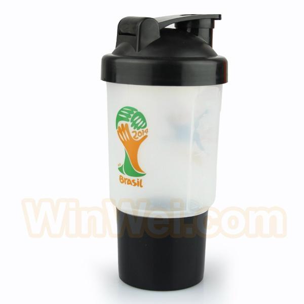 促销礼品蛋白摇杯 2