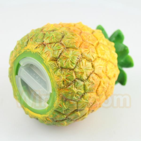 Plastic fruit money saving box 9