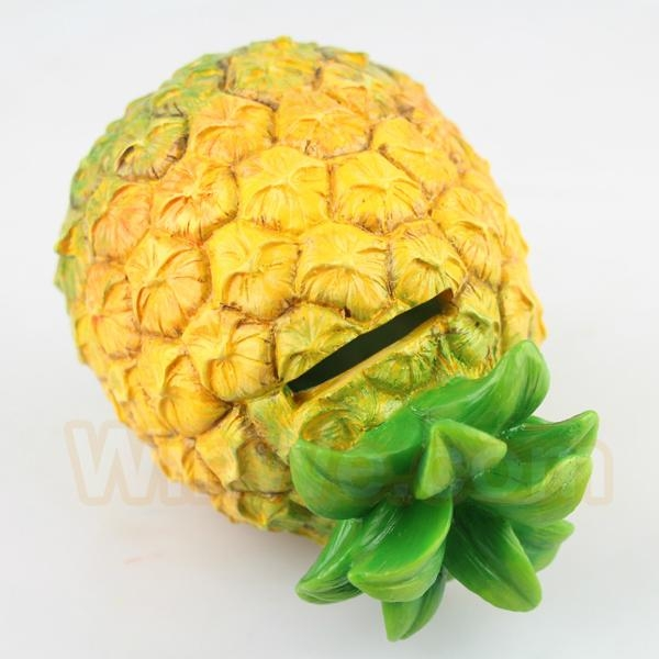 Plastic fruit money saving box 8
