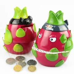 Money saving box for promotion