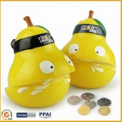 Figure money bank