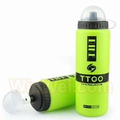 Promotional plastic sports water bottle