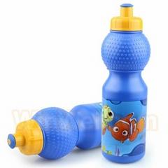 Funny Children Plastic Water Bottle