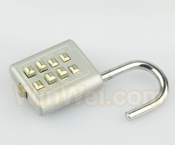 Digital Lock For Luggage 1