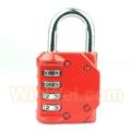 4 digital Design Combination lock 1