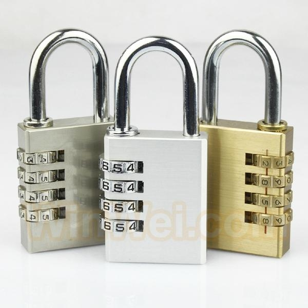 Combination lock digital padlock 1