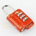 3 digital combination padlock