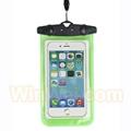 Pvc waterproof phone case