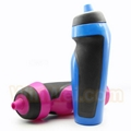 Spray sport water bottles