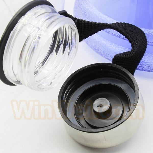 2.2 Liter Eastar Resin Bottle