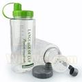 Plastic summer drinking water bottle