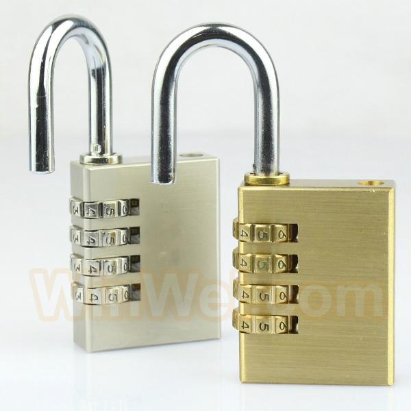 promotional padlock