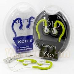 Sport-pro Stereo Earphones