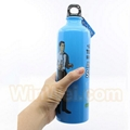 Aluminum sport bottle