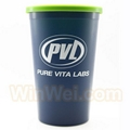 Plastic 16oz smooth stadium cup