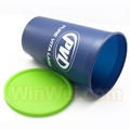 Plastic 16oz smooth stadium cup