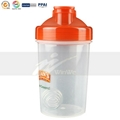 300ML Smart Shake Gym Protein Shaker Mixer Cup Blender Bottle Whisk Ball