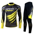 Cycling Jersey And Cycling Trousers Kit